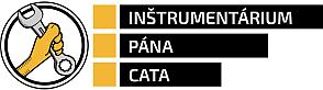 Inštrumentárium pána Cata Logo